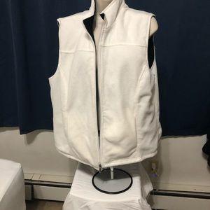 Karen Scott size xl reversible vest